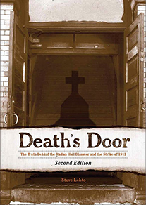 Cover of 2nd edition, Death's Door by Steve Lehto